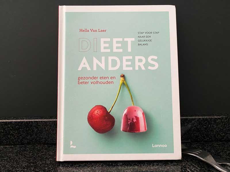 Boekreview boek Hella Van Laer: Dieet Anders