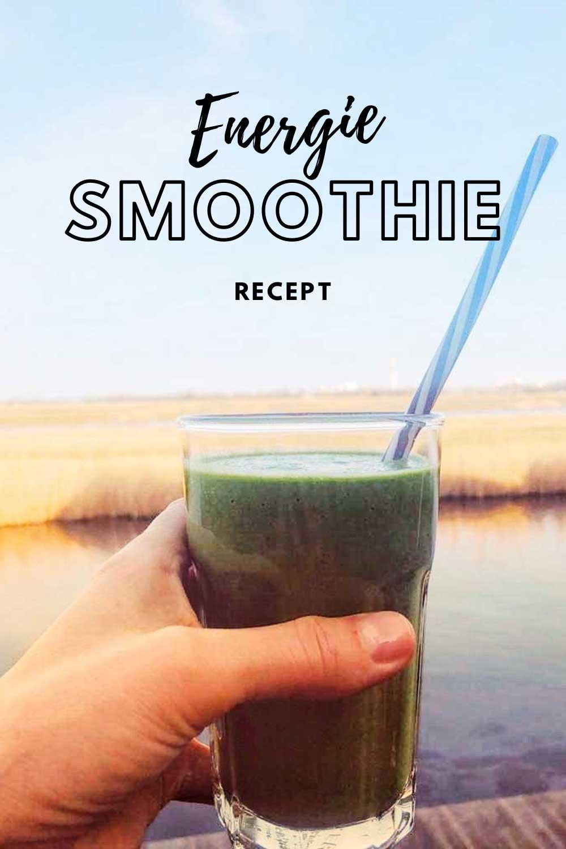 Smoothie voor superveel energie, bekijk het recept