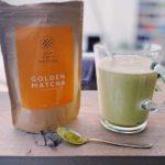 Kurkuma-matcha latte thee, goed voor je immuunsysteem!