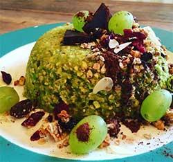 Recept avocado mugcake