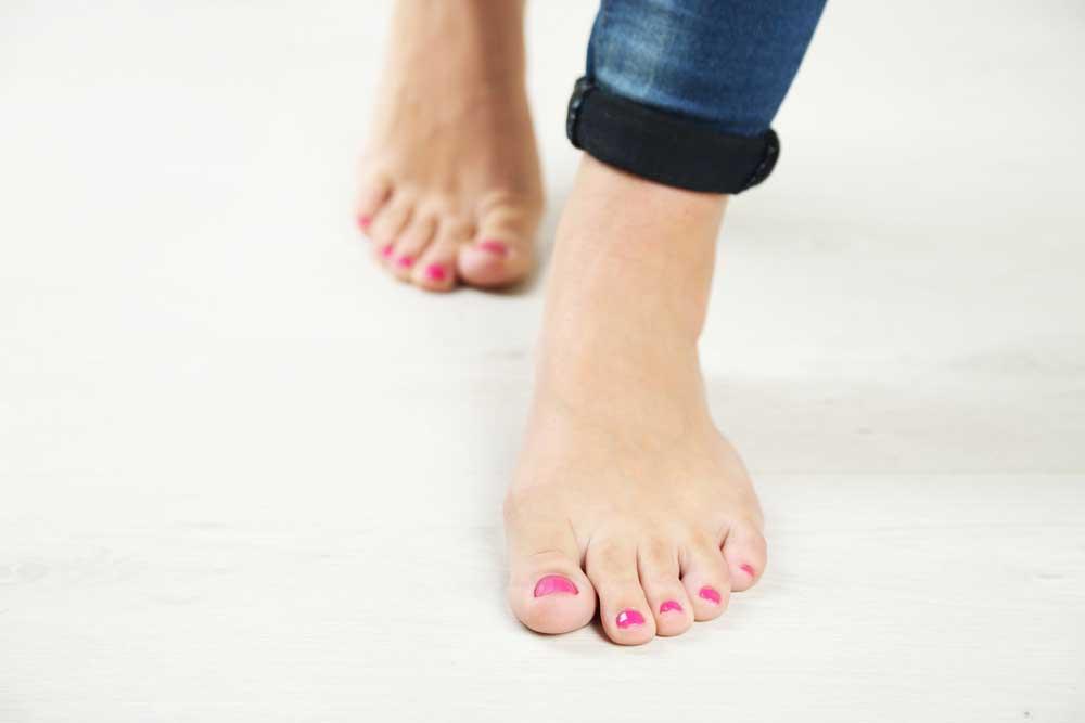 Tips voor gezonde voeten, heel belangrijk als je graag wandelt!