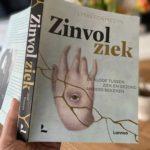 Boekreview Zinvol Ziek, boek over chronisch ziek zijn.