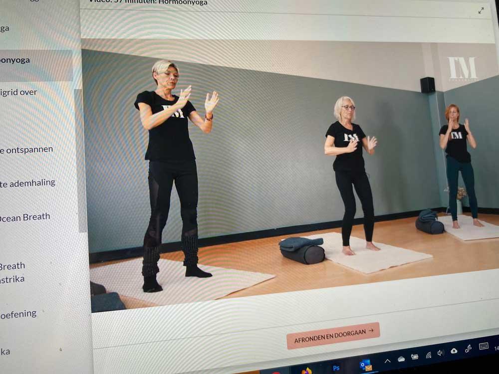 Goede online yoga lessen, mijn ervaring