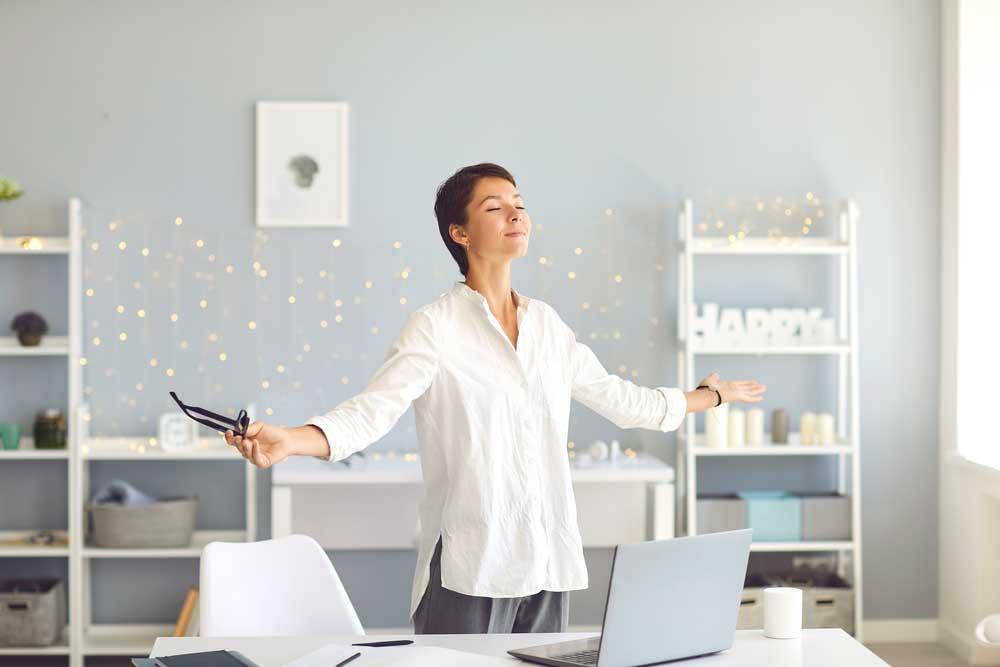 Tips om meer te bewegen tijdens het thuiswerken