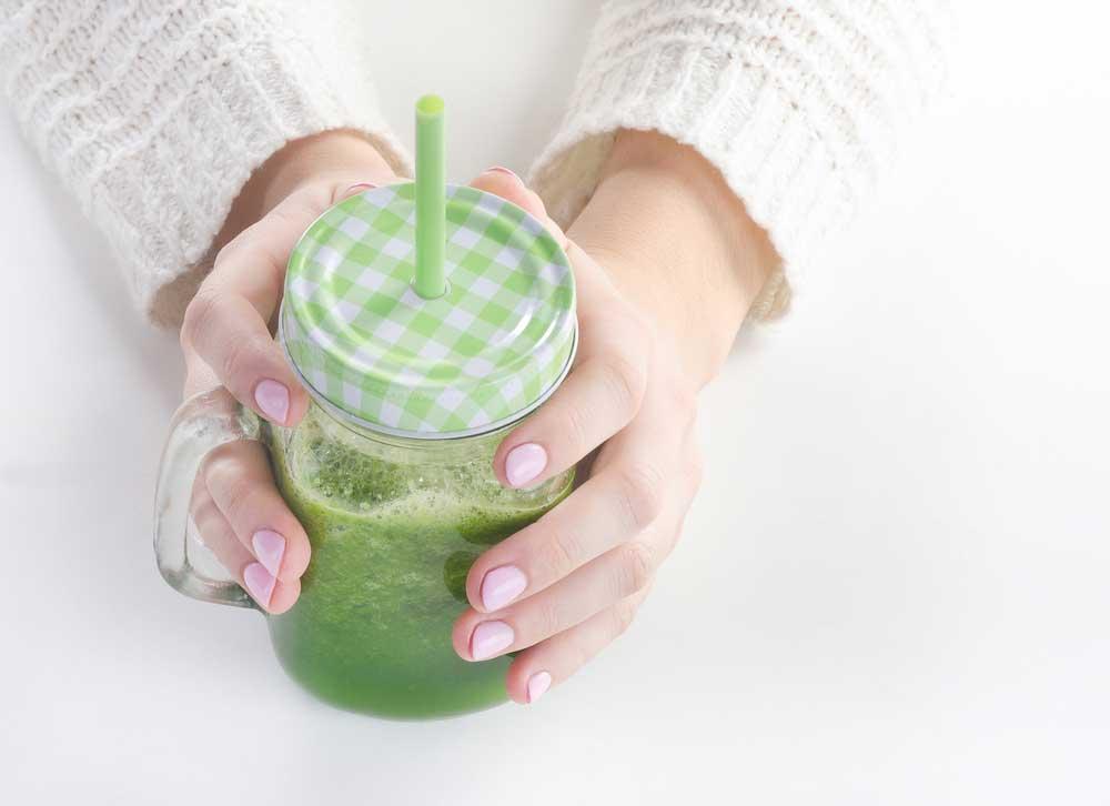 Lekkere groene smoothies