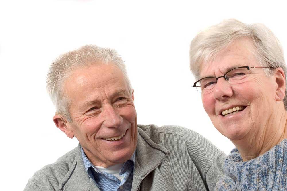 Tips van oudere en gelukkige stellen voor je eigen relatie.