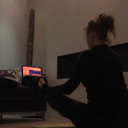 Mijn ervaring met online yoga