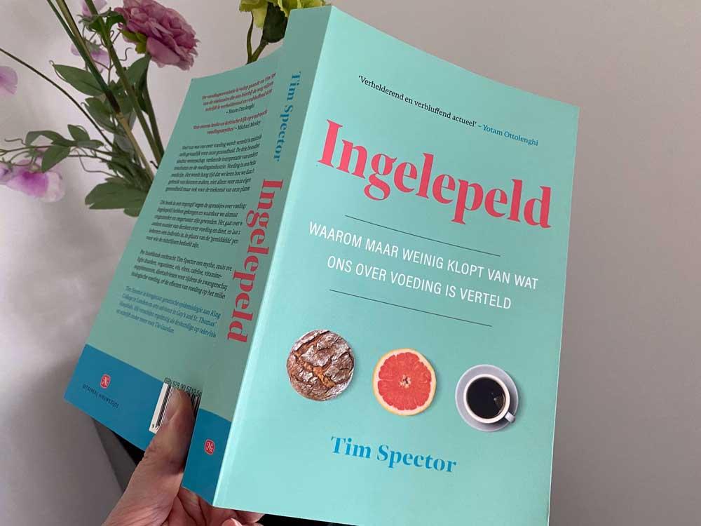 Boekreview Ingelepeld over voedingsmythen