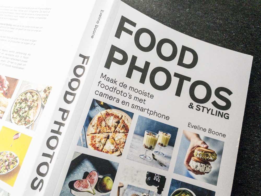 Goede foto's maken van het eten