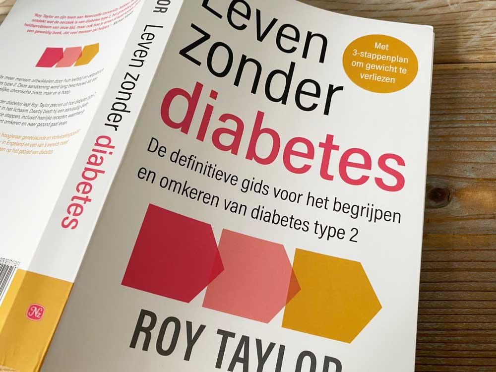 Boekreview   Snel afvallen helpt tegen diabetes type 2. Ook als je geen overgewicht hebt!