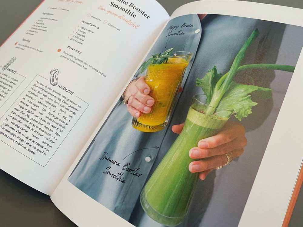 Boekreview Brain Food Smoothies van Charlotte Labee