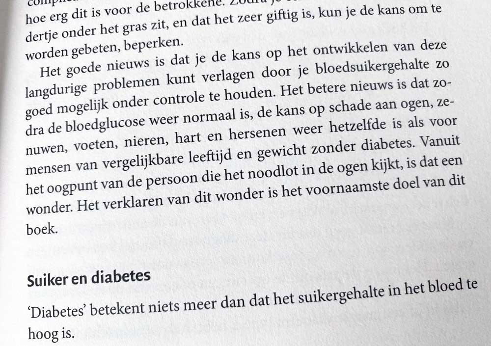 Wat is diabetes type 2 en hoe kom je er vanaf?