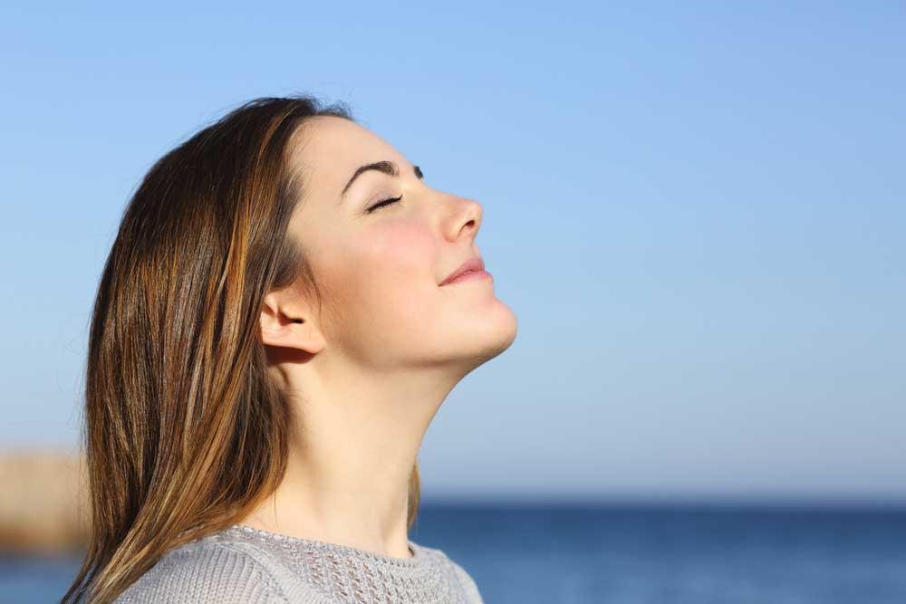 Ademhalingsoefeningen tegen stress en angst
