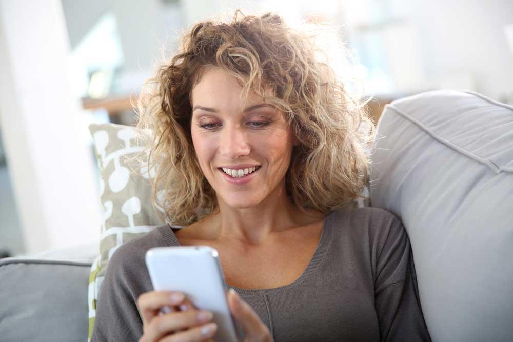 Bekkenbodem trainen met apparaatje en smartphone