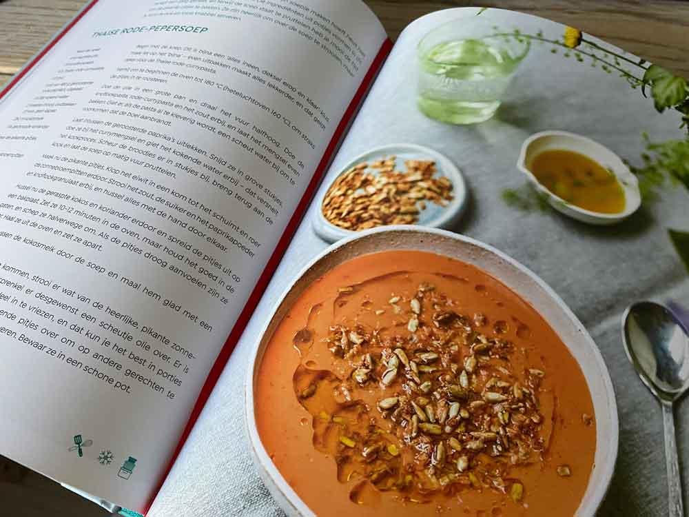 Kookboek Nadiya Hussain