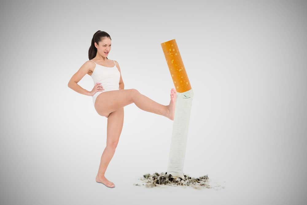 Roken, immuunsyteem en tekort aan voedingsstoffen